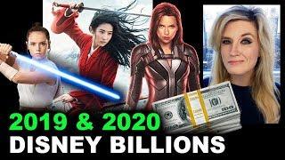 The Rise of Skywalker hits $1 Billion, Disney 2020 Box Office