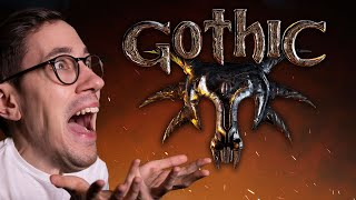 Gothic 1 Offizielles REMAKE | Full Gameplay