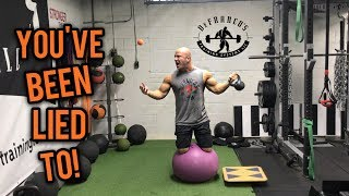 """""""FUNCTIONAL TRAINING""""   THE TRUTH   JOE KNOWS #9"""