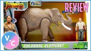 Lanard Jumanji Colossal Elephant Review