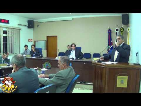 Tribuna Vereador Irineu Machado terça- feira dia 27 de Fevereiro 2018
