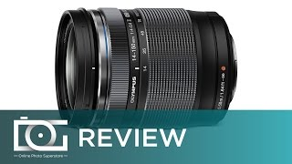 OLYMPUS ED 14-150MM F/4.0-5.6 II M. Zuiko Digital Wide Angle & Telephoto Lens  | Unboxing Overview