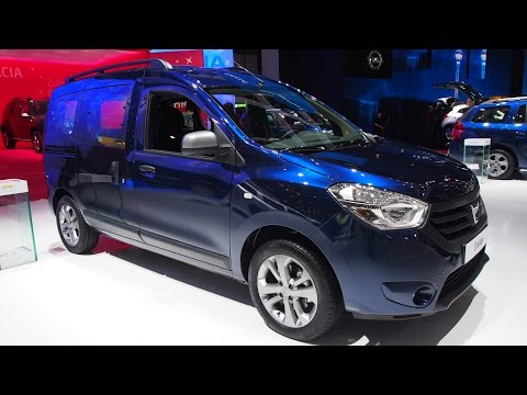Renault  Dokker Минивен класса M - рекламное видео 2