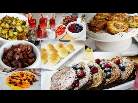 Cooking With Ral -CHEAP & EASY DIY BRUNCH IDEAS !! (How to Host Brunch like a BAWSE/PRO) – #RalCooks