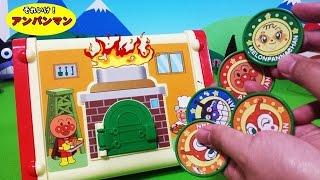 Anpanman Anime❤Toy Bread Factory also has a play full toy Anpanman Toys Animation