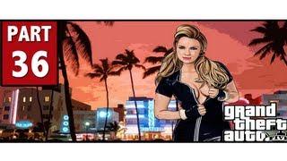 Grand Theft Auto 5 Walkthrough Part 36 - MAKE IT TO THE CITY | GTA 5 Walkthrough