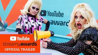 2020 YouTube Streamy Awards - Official Trailer