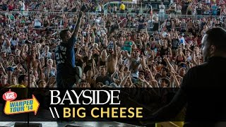 Bayside - Big Cheese (Live 2014 Vans Warped Tour)