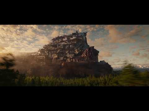 【移動城市:致命引擎】墜落篇 - 12月6日 IMAX 同步震撼登場