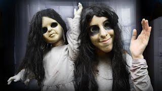 Our Sister Turned into Our Creepy Doll! (The Dollmaker)