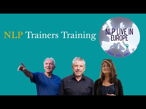 NLP Trainer Training - Become a World Class Trainer