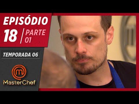 MASTERCHEF BRASIL (28/07/2019)   PARTE 1   EP 18   TEMP 06