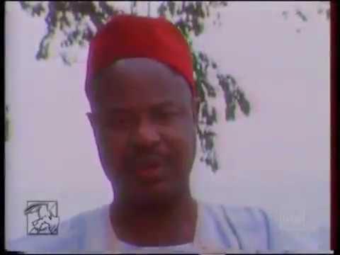 IBRAHIMA NAHABOU chante pour Ahmadou Ahidjo le premier président du Cameroun
