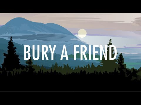 Billie Eilish – Bury A Friend (Lyrics) 🎵 - Pixl Networks