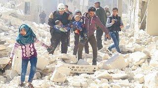 Сирія: дипломатія на тлі ескалації боїв
