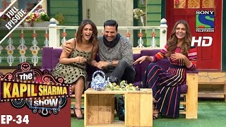 The Kapil Sharma Show  दी कपिल शर्मा शो–Episode 34–Rustoms Courtroom Drama–14th August 2016