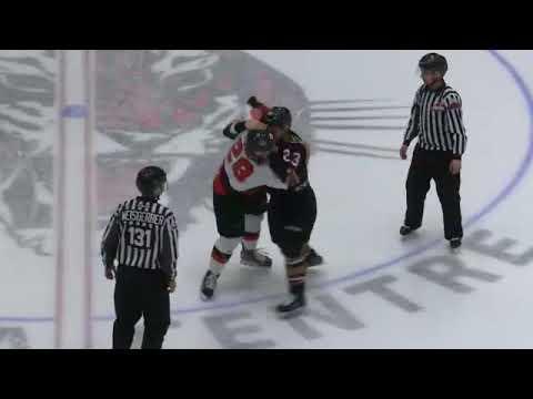 Bryan Lockner vs. Zach Huber