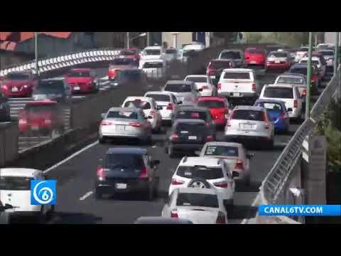 Publican nuevas disposiciones del reglamento de tránsito en la CDMX