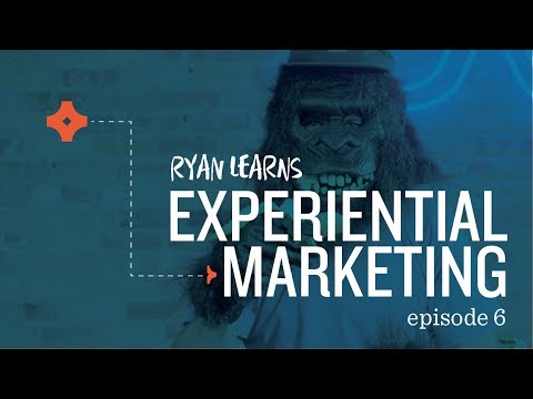Ryan Learns Experiential Marketing: Ryan Learns Something Episode 6