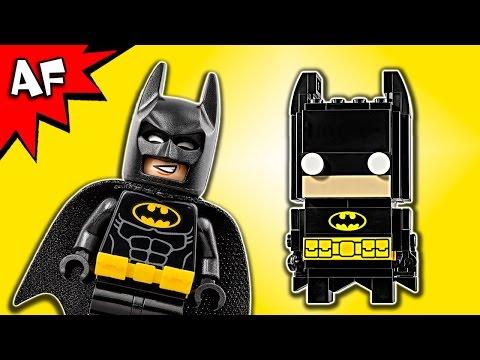 Vidéo LEGO BrickHeadz 41585 : Batman