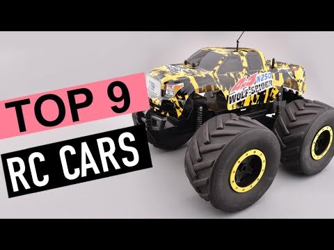 BEST 9: RC Cars 2018