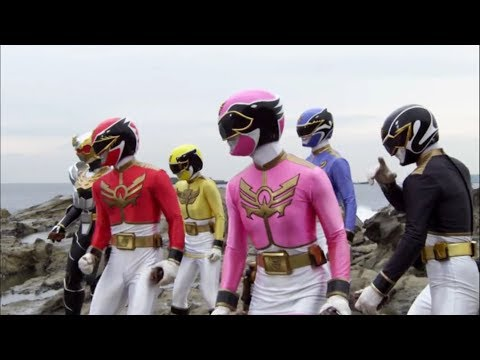Power Rangers Mega Force Episode 20 in Hindi [Season Finale] - End Game