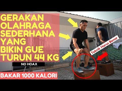 Menurunkan berat badan 67 kg