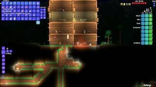 WOMGamers: Terraria-Time Part 8 - Fast Forward!