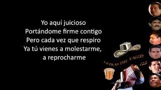 Problema Tuyo   Martín Elías (Letra)