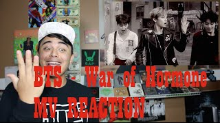 BTS - War of Hormones ( 방탄소년단 '호르몬전쟁') MV Reaction