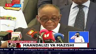 Sasa ni rasmi Jumanne ni siku ya mapumziko kuwapa wakenya fursa ya kumuomboleza Rais Daniel Moi