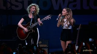 Right There - Tori Kelly Feat. Ariana Grande (Televised Performance)