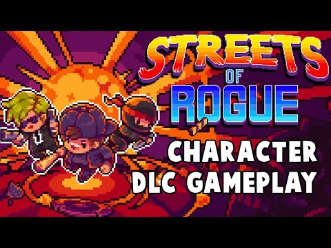Streets of Rogue - New DLC Gameplay