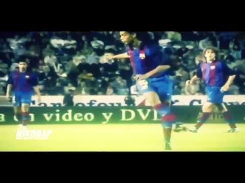 Ronaldinho - Forever King | FC Barcelona Memories | 2003/2008 HD