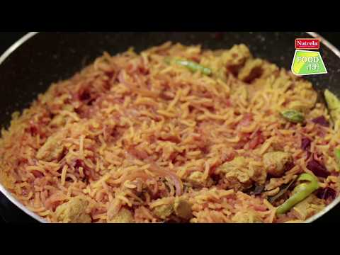 Nutrela Soya Beetroot Rice