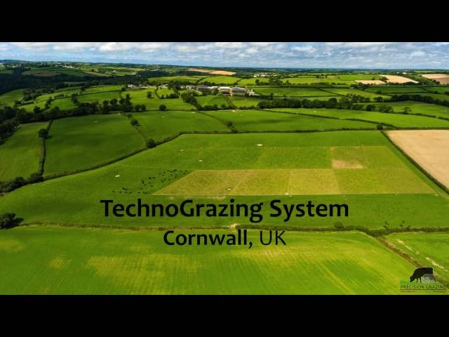 Precision Grazing Ltd: TechoGrazing System