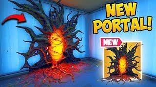 *NEW* PORTALS ARE INSANE..!! - Fortnite Funny Fails and WTF Moments! #607