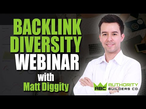 Backlink Diversity: What Links Should You Be Building?