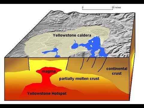 Steamboat Geyser erupted a 10th Time with Magma Amassing Beneath Yellowstone Scientists say