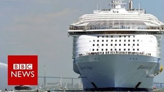 BBC Documentary - The largest passenger ship in the world-National geographic