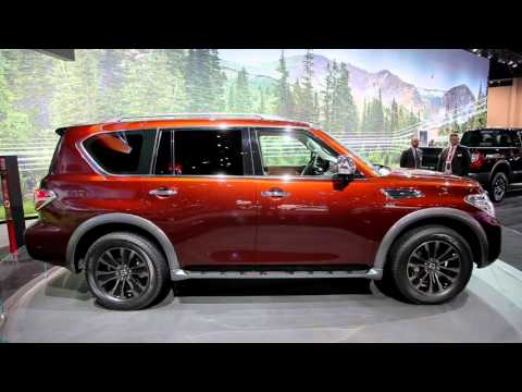2017 Nissan Armada Video Preview