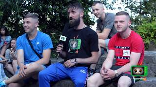 Cal and Pepper Full Interview with The Labtv Ireland | Irish Rappers | Dublin | Ireland
