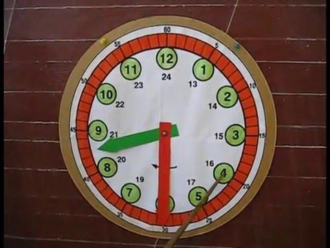 як визначити часна годиннику