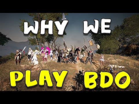 Why We Play Black Desert Online