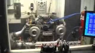 3000 HP Dyno Session At Steve Morris Engines