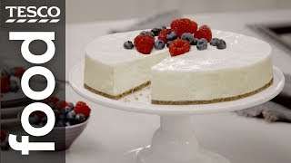 How to Make Baked Cheesecake