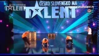 Urban Sense | Česko Slovensko má talent