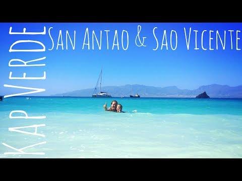 Blauwasser Segeln: Kap Verde! Unglaubliche Natur auf Santo Antão & Sao Vicente    Sailing 7seas #15