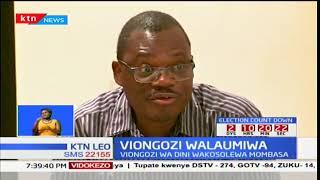 Wakaazi wa kaunti ya Mombasa wakosoa viongozi wa dini kuhusika na kampeini za uchaguzi
