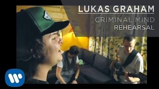 """Lukas Graham """"Criminal Mind"""" Rehearsal"""